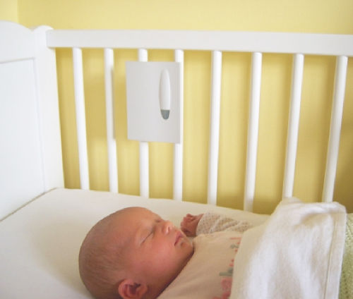Universal Monitor used as a Baby Alarm