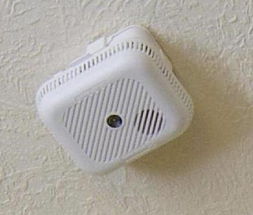 Smoke Alarm & Carbon Monoxide Alarm