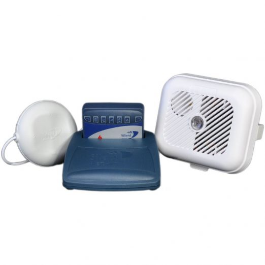 Silent Alert SA3000 Hard of Hearing Smoke Alarm Pack