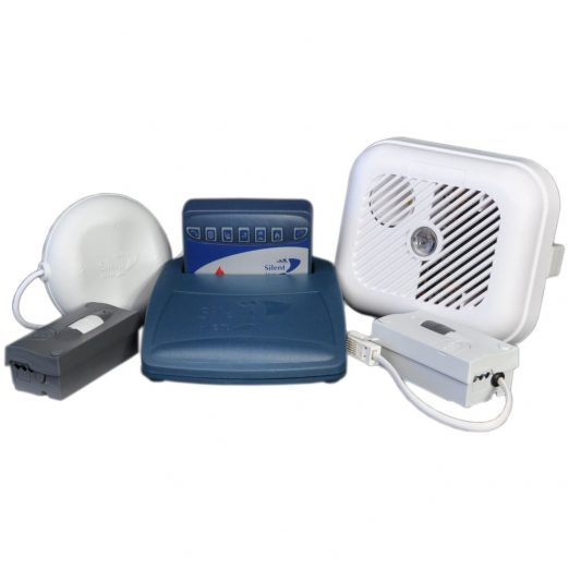 Silent Alert SA3000 Hard of Hearing Alarm Pack