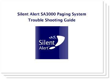 SA3000 Anleitung zur Fehlerbehebung